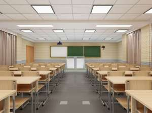 为预防青少年近视教室照明环境应严格按照国标执行从化